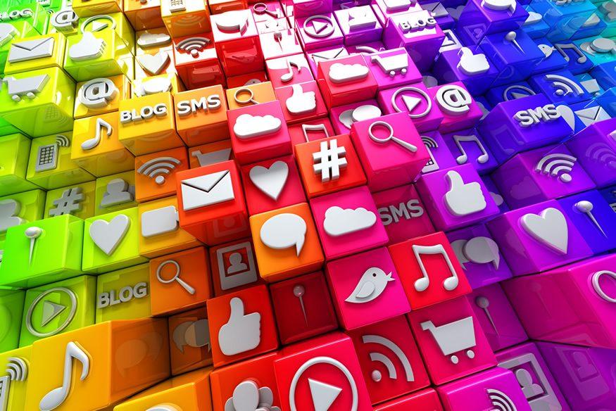 Social Media Werbung und Verwaltung