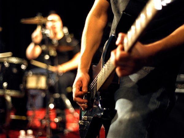 Организация живой музыки